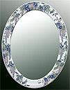 鏡・ミラー・壁掛け鏡・ウォールミラー:yt-w490h800-5k-fj