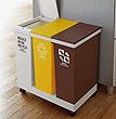 ダストボックス、ゴミ箱、屑箱、クズカゴ
