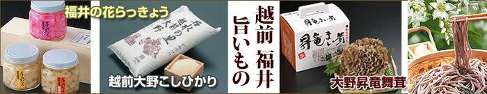 福井のおいしいものが大集合