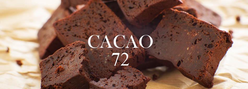 カカオ72
