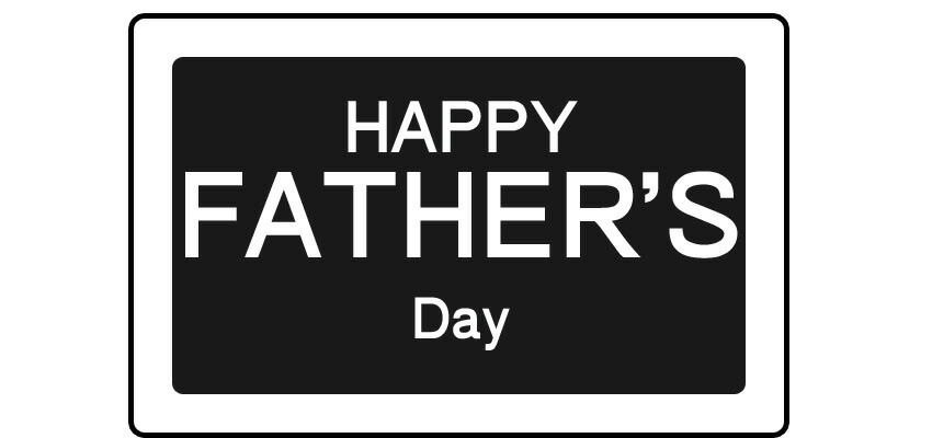 いつもパパありがとう!