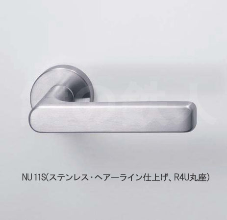 NU 11S (ヘアーライン)