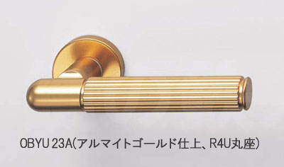 OBYU 23A(アルマイトゴールド)