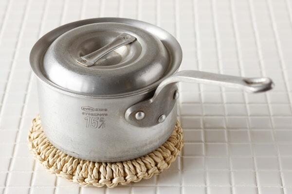 もろこし鍋敷き(中)