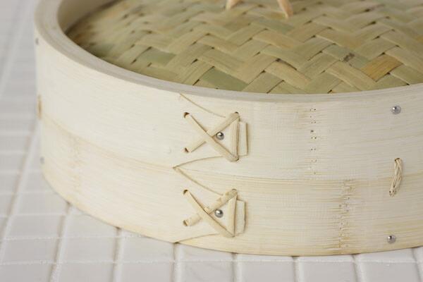竹 中華せいろ ステンレス釘留め 27cm ステンレス鍋セット