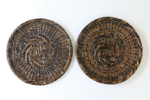 黒竹 蕎麦ざる(戸隠風) 直径約24cm