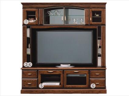 テレビボード詳細
