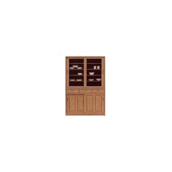 【送料無料】【食器棚】【国産品】 ランタナ 120ダイニングボード ナチュラル   収納   キッチンボード   食器収納庫   台所収納   サイドラック