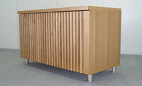 サイドボード 90 ローキャビネット 幅90 ナチュラル 木製 リビング収納 ロータイプ リビングボード 国産 大川家具 日本製 和 完成品 北欧 モダン ミッドセンチュリー 【送料無料】