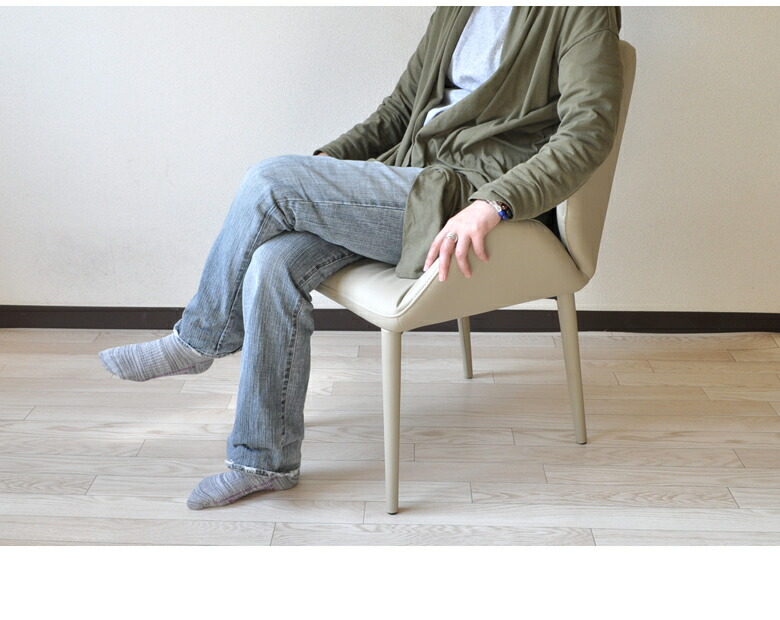 ダイニングチェア おしゃれ 肘付き モダン PUレザー 椅子 いす チェア スチール シンプル 食卓椅子 ダイニング クーマ 2脚セット
