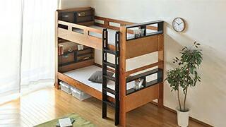 頑丈2段ベッド