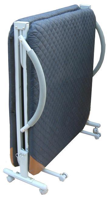 折りたたみベッド リクライニング機能付 オンライン ベッド BR301BL