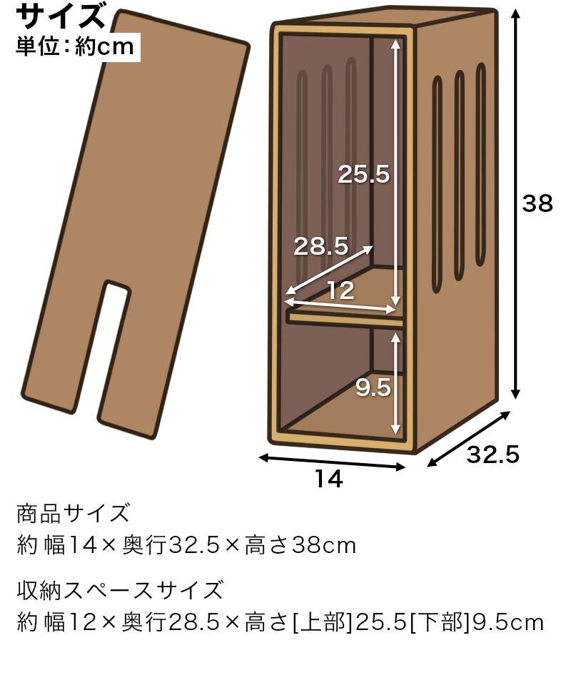 ルーター・タップ収納 商品詳細画像