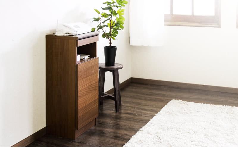 黄金比家具は部屋のトータルコーディネートを考えて色を統一しています。