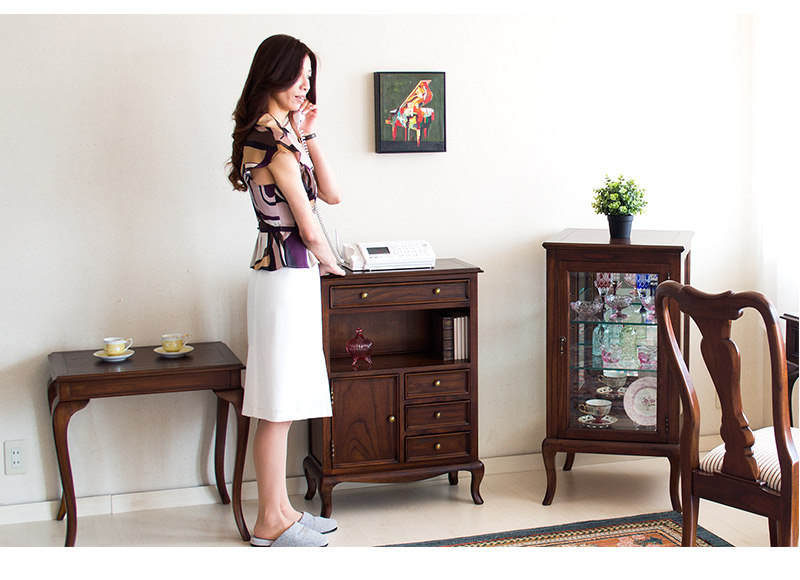 アンティーク風家具シリーズ 商品説明