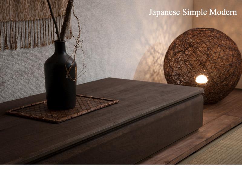 床の間に置きたい桐の置き床 ブラウン 商品説明画像