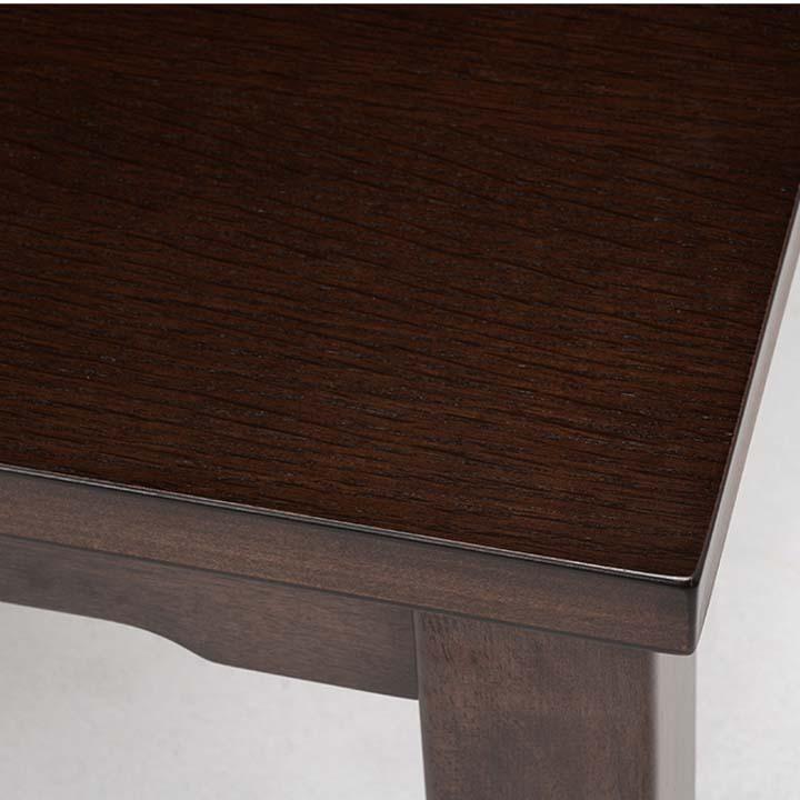 こたつ本体こたつこたつテーブル暖房器具こたつ本体こたつテーブルこたつテーブルこたつ本体ダイニングコタツ KOT-7310DBR-105