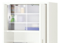 商品説明画像(NA-OK14-W:オフィスキッチン14型 クリアーホワイト)