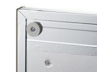 ZA-RMM2:リフェクス マグネットミラー