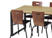 IK-IRGN1290-KK:ミーティングテーブル IRGシリーズ