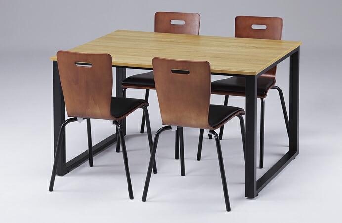 ミーティングテーブル IRGシリーズ設置例