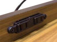 HPF-2303:コンセント付きハイテーブル