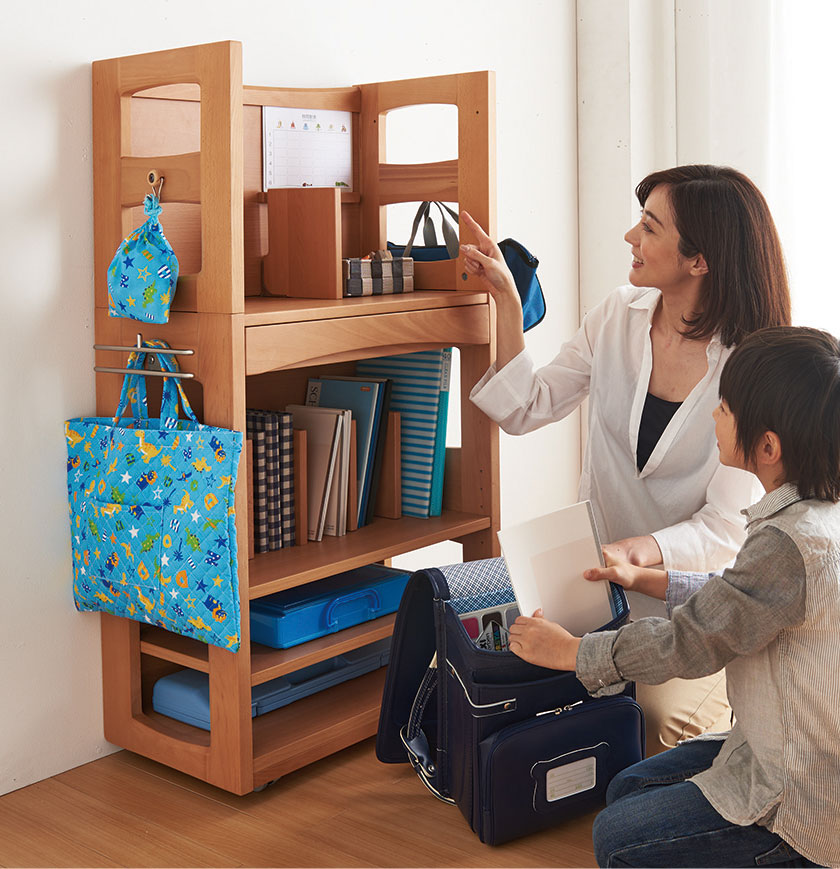 ランドセルラック コイズミ 子供家具