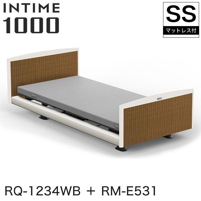 INTIME1000 RQ-1234WB + RM-E531