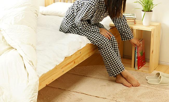 国産すのこベッド_100%ひのき材の安心安全木製すのこベッド_14