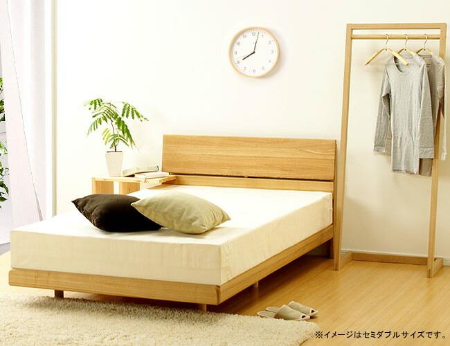 国産すのこベッド_すっきり明るいタモ無垢材の木製すのこベッド_01