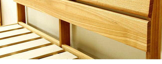 国産すのこベッド_すっきり明るいタモ無垢材の木製すのこベッド_08