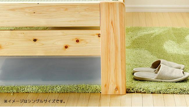 国産畳ベッド_ひのき材の照明つき畳ベッド_03
