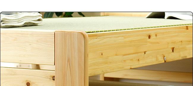 国産畳ベッド_ひのき材の照明つき畳ベッド_07