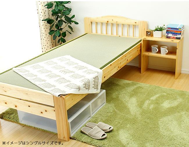 国産畳ベッド_ひのき材の畳ベッド_01