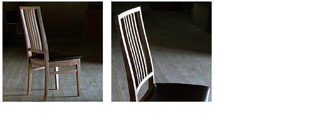 ダイニング_無垢の木製チェアー【フォーマル】(肘無し椅子)-03