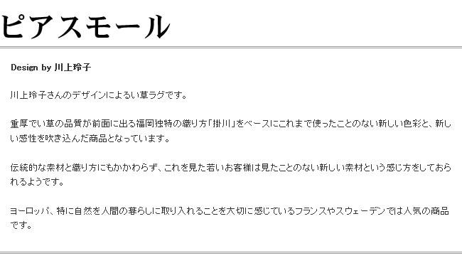 い草ラグ_ピアスモール_06