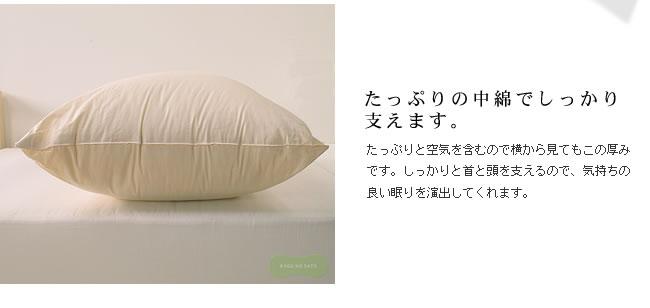 枕_丸洗いできるふわふわクォロフィル枕D__04