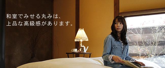 角丸のすのこベッド_桐材_09
