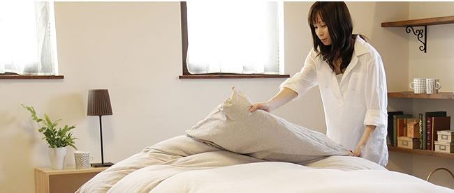 角丸のすのこベッド_桐材_15