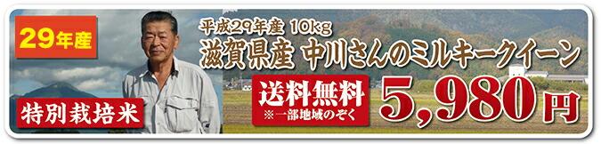 中川さんミルキー10kg