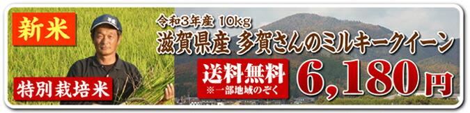 多賀さんミルキー10kg