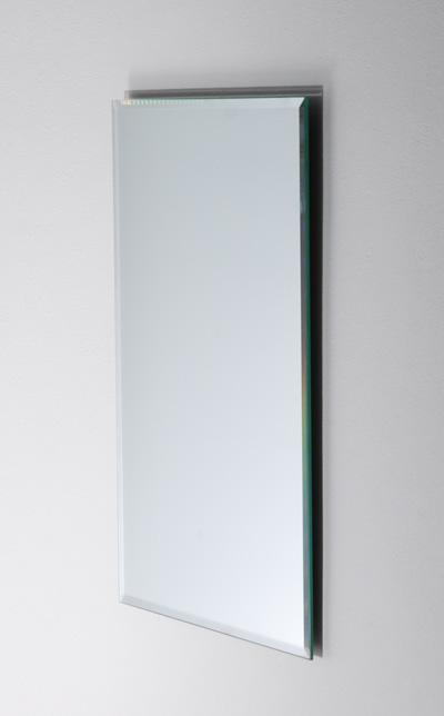 インテリア 鏡 フレーム無しミラー シンプルモダンミラー 壁掛けミラー 丸型ミラー モダンデザインミラー