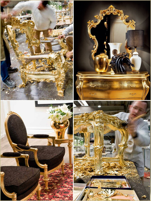 イタリア最高級家具シリック