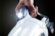 高輝度LEDライト付