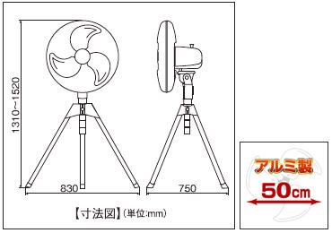 扇風機 送風機 循環扇 サーキュレーター