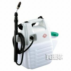 セフティー3・電池式噴霧器5L・SSD-5・園芸機器・噴霧器・電池式噴霧器・DIYツールの画像