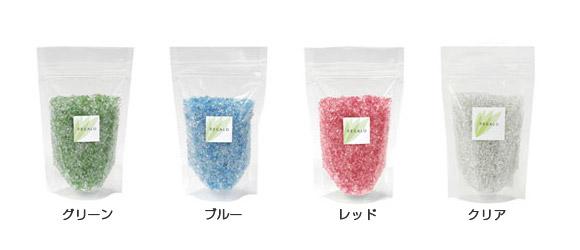 選べるサンド(砂)【クリスタルサンド】グリーン、ブルー、レッド、クリア
