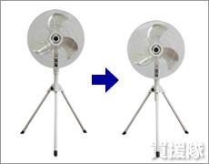 業務用,工場用,扇風機,鯛勝,大型扇風機,サーキュレーター,サーキュレータ,循環,送風機,業務用扇風機