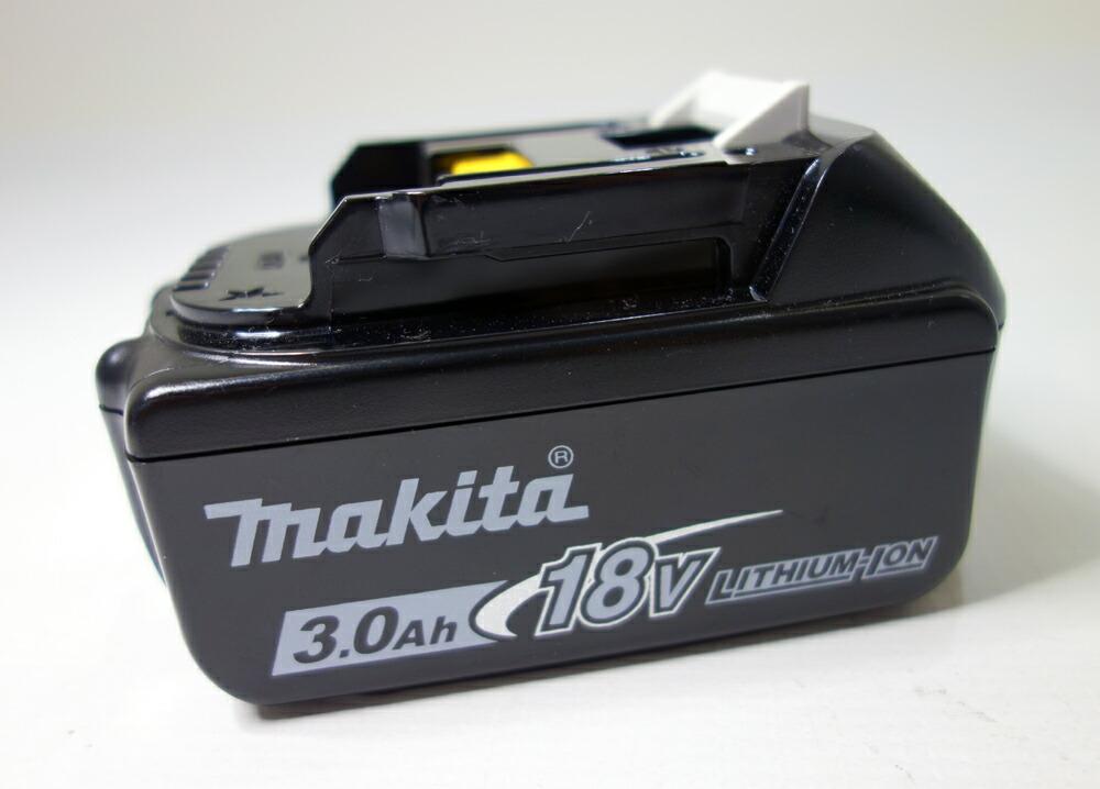【中古】【美品】makita リチウムイオンバッテリー BL1830B 18V 3.0Ah 【工具】【バッテリー】【家電部門】【福山店】[173]