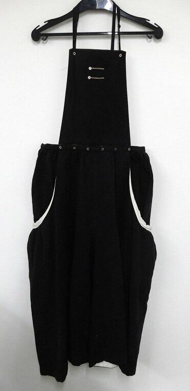 【中古】YAB-YUM/ヤブヤム オールインワン ブラック/黒 【ボトムス】【レディース古着】[136]【福山店】